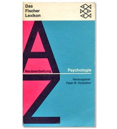 peter hofstatter psychologie book