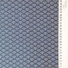 Modré vlnky; 100 % bavlna Nemecko, šírka 140 cm, cena za 0,5 m / Ihlicky - SAShE.sk - Handmade Textil The 100, Scrappy Quilts