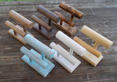 double bar Wood Jewelry Display Wood Bracelet Display Bracelet Stand Bracelet Holder Jewelry Stand jewelry organizer