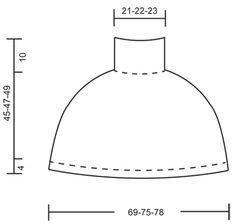 Poncho y Banda para el Cabello DROPS, con torsadas, tejidos de arriba para abajo, en Alaska. Talla: S – XXXL. Patrón gratuito de DROPS Design.
