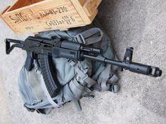 Arsenal SAM7SF AK-Pattern Rifle