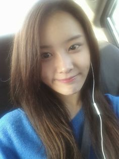 SECRET's Song Jieun shares angelic selca