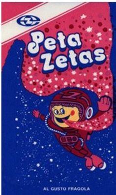 Peta Zetas (los que yo compraba)