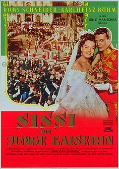 Poster zum Film: Sissi - Die junge Kaiserin