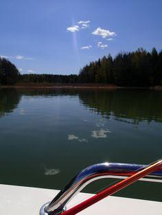 Nice weather in Finnish Archipelago