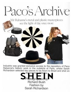 """""""s h e i n"""" by almedina-buljic ❤ liked on Polyvore featuring Industrie, Janessa Leone, PBteen and Inglot"""