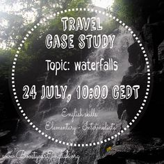 Join our travel case study next Sunday at 10:00 a.m. Central European time on…