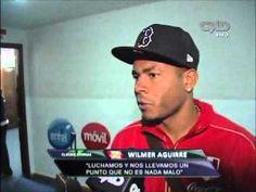 Wilmer Aguirre: Luchamos y nos llevamos un punto que no es malo [VIDEO]