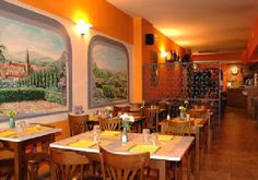 Ristorante Accademia, Firenze, Italy - best food ever! I remember going here with the family in summer 2006 :)