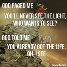 Korn - Got the Life #Korn #song #lyrics