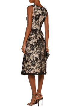 Shop on-sale Alice + Olivia Seraphina lace midi dress. Browse other discount designer Dresses & more on The Most Fashionable Fashion Outlet, THE OUTNET.COM