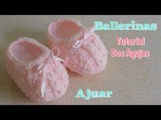 New baby crochet slippers pattern crocodile stitch ideas Booties Crochet, Crochet Slippers, Baby Knitting Patterns, Baby Patterns, Knit Baby Booties, Crochet Baby Shoes, Crochet Slipper Pattern, Crocodile Stitch, Crochet Videos