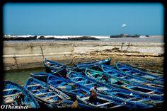 Blue Boats 1