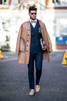 Street Style Homme look