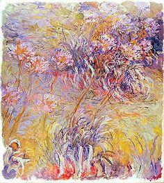 Claude Monet - Impression: Flowers