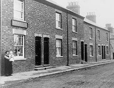Betts shop and house early 1900s
