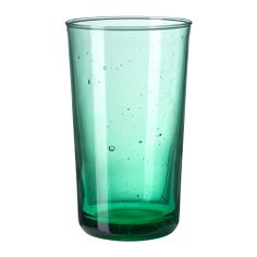 BRUKBAR Glas, grön från IKEA. 9 kr