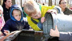Lake Metroparks Farmpark • Open Tuesday through Sunday 9 am to 5 pm