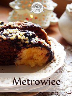 Metrowiec - moje ulubione ciasto na święta