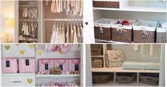5 pasos clave para organizar el armario de los más pequeños