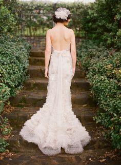 Gorgeous Wedding Dress Detail | Jodi McDonald Photography | http://burnettsboards.com/2013/11/celebration-bridal-fashion-decades/
