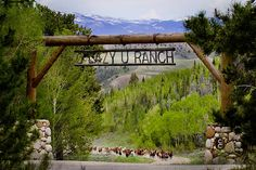 The All-Inclusive C Lazy U Guest Ranch is available as a film location for video and photography shoots. With 8,500 acres of land, our mountain setting and proximity to Denver is perfect for any size production.