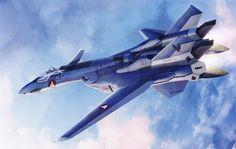 VF-19 Excalibur.