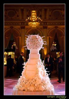 Sylvia Weinstock Cake Luxury Weddings The Bridal Circle