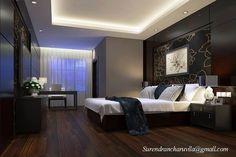 #IDIstudent Surendra Babu has designed this bedroom visualisation using AutoCAD & 3ds Max.