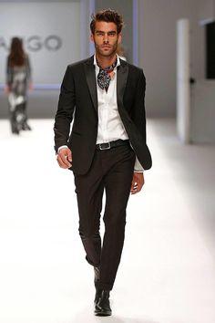 Mango Fall Winter 2015 Otoño Invierno Tendencias Moda Hombre -  Barcelona Fashion.