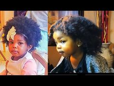 HOW TO FIX SHRINKAGE IN CHILD'S HAIR & STRETCH IT  NO HEAT - YouTube Natural Hairstyles For Kids, Natural Hair Styles, Baby Hair Growth, Jamaican Black Castor Oil, No Heat, Her Hair, Stretches, Hair Care, Swans