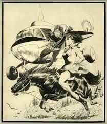 Image result for frank frazetta comics