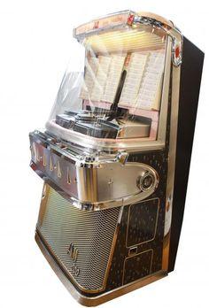 1958 Ami I Vinyl Jukebox