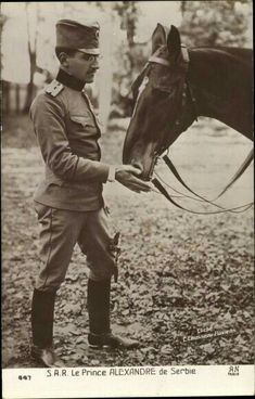 King Alexander, Prince, Garden Sculpture, Horses, History, Serbian, Animals, Outdoor, Fictional Characters