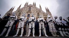 Star Wars Day around the world