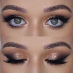 637 Likes, 18 Kommentare - Charlo . - Augen Make-up Silber - . - - All about make up - Beauty Make-up, Beauty Hacks, Hair Beauty, Beauty Tips, Beauty Care, Makeup Inspo, Makeup Inspiration, Silber Make-up, Bird Makeup