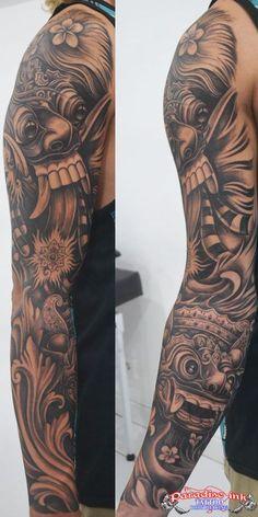 barong tattoo - Pesquisa Google