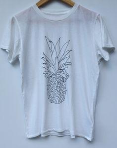 Pineapple Boyfriend Tee                                                                                                                                                                                 More