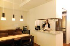 ホテルライクなシンプルモダン空間 スイートルームのような心地よさ|住まいを楽しむ女性のおうち訪問 - ノムコム・ウーマン