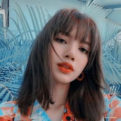 Image shared by ♡⌦; Find images and videos about girl, cute and kpop on We Heart It - the app to get lost in what you love. Jennie Lisa, Blackpink Lisa, Kpop Aesthetic, Aesthetic Girl, K Pop, Bambam, Got7, Blackpink Square Up, Short Hair Outfits