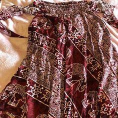 Breezy Boho Maxi Skirt Bohemian Clothing Gypsy Skirt Boho Chic Brown Rose One Size Fits Olive Green Asymmetric hem design Bohemian Maxi Skirt, Bohemian Pants, Hippie Skirts, Gypsy Skirt, Boho Skirts, Bohemian Clothing, Hippie Boho, Wrap Skirts, Womens Maxi Skirts