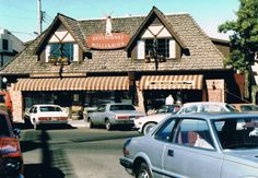 Old restaurant.