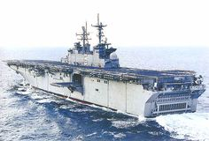 The Wasp (LHD 1) Class is the US Navy's large-deck multipurpose amphibious assault ship. - Image - Naval Technology