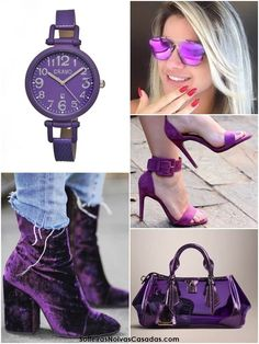 Ultra Violet, a cor do ano 2018 | Pantone Ultra Violet 18-3838
