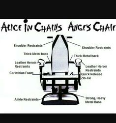 Angry chair!!!