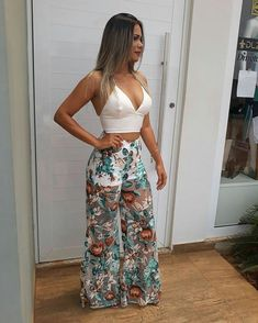 38 Summer Outfits That Will Make You Look Cool # Girly Outfits, Stylish Outfits, Cute Outfits, Fashion Outfits, Love Fashion, Fashion Looks, Womens Fashion, Spring Summer Fashion, Spring Outfits