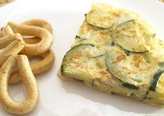 Tortilla de calabacín - MisThermorecetas.com