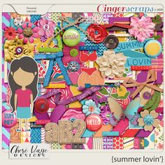 SUMMER LOVING by Chére Kaye Designs Cool Patterns, Beautiful Patterns, Paper Frames, Girls Boutique, Color Pallets, Summer Of Love, Pattern Paper, Neutral Colors, Layout Design