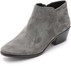 Sam Edelman Petty Suede Booties - Click link for product details :)