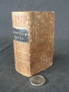 1851 Miniature Hymns for the Methodist Episcopal Church Revised Edition